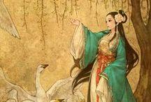 Satukuvia / Fairytale illustrations