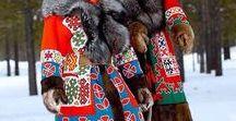 Perinnepuvut / Traditional clothing