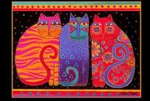 Laurel Burch and others