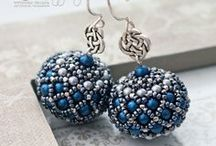 Beading &  Bead Embroidery / All about beads :)