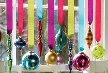 Kerst / Veel ideeën om in de kerstperiode creatief aan de slag te gaan.