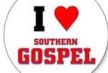 Southern Gospel Groups & Singers / by Debbie L. Young