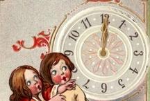 DIY Vintage Clocks