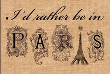 ♥ Paris ♥ / All things Paris