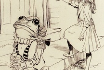 character---frogs and toads