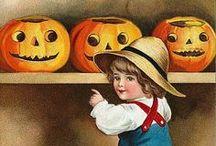 DIY Vintage Halloween