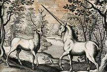 DIY Vintage Unicorn