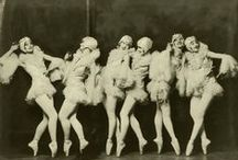 DIY Vintage Ballet