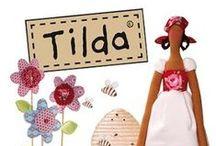 Tilda (of Norway) / A little national pride for the Norwegian Tilda-designer Tone Finnanger :-) (yes, I'm Norwegian too)