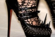 Her ~ Killer (Kill Her) Shoes / by Teagan Kisa