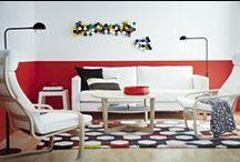 Месец на дневната в ИКЕА / Там прекарваме най-много време, затова е важно да ни е най-уютно. До края на януари вземете ваучер за 10% от стойността при покупка на мебели за дневна над 500 лв. http://goo.gl/ApcO4n