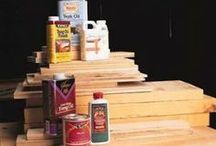 DIY: Painting, Staining, Stripping, & Refinishing