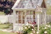 ♥ Garden & Green House ♥