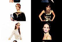 Jennifer Lawrence / I love JLaw / by Kenedy Hammack