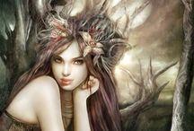 Hadas, ninfas y magia