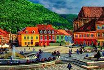 Cities Romania