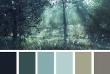 Decoreren met kleur / Kleuren die je kan combineren