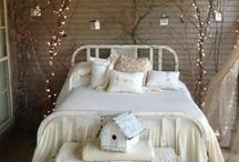Fantasy Bedrooms / Beautiful Bedrooms / by LaDawne Copeland