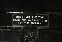 Brothels and Brothel Girls~ / An adult board; use discretion~ / by Sheila Barrett