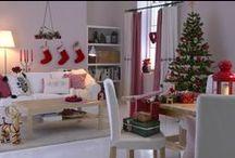 Коледа в скандинавски стил
