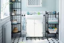 """Свежи идеи за банята от ИКЕА / SPA център, спирка почивка или прилив на свежи идеи. Подари пролетно преобразяване на банята си с ИКЕА. До 6 май при покупка на мебели за баня от отдел """"Баня"""" на стойност над 250 лева получавате 10% от реално заплатената сума."""