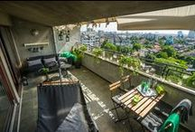 """Балкон """"Пикник"""" / Започни ново градско пътешествие като запазиш час напълно безплатно за среща, парти или барбекю с приятели на балкон, превърнат от ИКЕА в малък градски оазис.  Балкон """"Пикник"""" е крем дьо ла крема в балконското обзавеждане на ИКЕА, сезон пролет-лято 2015. Балкон с главно """"Б"""", който с гледката и обзавеждането си може да те откъсне от мрачните ежедневни мисли, свързани с глуповати работни проблеми. www.balkonturist.com/piknik"""