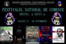 Evenimente în Galați / Events in Galati / Festivaluri, concerte, târguri în orașul și județul Galați Festivals, concerts, fairs in Galati City and County