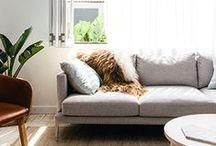 interior design / living