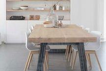 interior design / dining