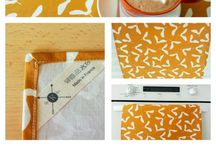 Fat Quarter Projects / Simple projects with Fat Quarter fabrics.