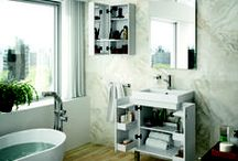 Danby / Like the look of these bathrooms? Here's all the products you'll need to produce the look and some extra products we think you'll love too.