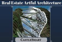 Real Estate Artful Architecture / Highlighting inspiring architects that have fun and crazy ideas for designing buildings. Board by UK online estate agent: http://castlesmart.com