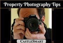 Property Photography Tips / Property photography tips. Property photography give your sale or let the best chance with great imagery! Photography has never been more important to selling property than it is today. A good photograph of a property will catch the eye of house-hunters instantly. Board by UK online estate agent: http://castlesmart.com