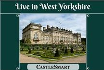 Live in West Yorkshire - rent or buy house or apartment / With its mix of urban centres and rural idylls, West Yorkshire is a diverse county with plenty to offer anyone considering a move there. Board by UK online estate agent: http://castlesmart.com