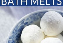 Bath Melts Mania / Aroma therapy