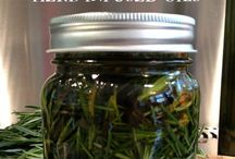 Herbal Infusions & Tinctures / Infusions & Tinctures are some of the most ancient forms of medicine.