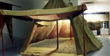 Bedouin Tent / A Bedouin Tent brings a unique kind of luxury and comfort. View our collection of traditional Bedouin tents online at Mercurius-Art showroom.
