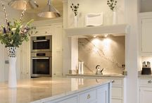 KITCHEN, DINING, & LIVING SPACE