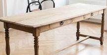 Provincial, Rustic Furniture & Décor / View Mercurius- Arts' collection of Provincial, Rustic Furniture & Décor. This collection represents high-quality craftmanship and unique design.