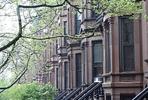 Brownstone Delights / by Mark R