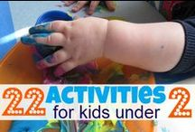 Little Ones Learning / Activities and fun for children preschool and early elementary ages. / by Home Educators Association of Virginia