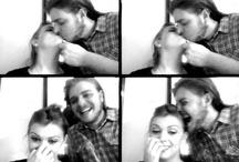 Eu amo você.
