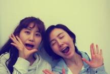 Irene & Gwen