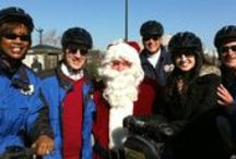 CBS 21 in the community  / CBS 21 News participates in Holiday parades in Central PA!