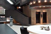 Diseño de Interiores - Hoteles