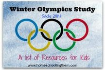Winter Olympics 2014  / by Home Educators Association Of Virginia
