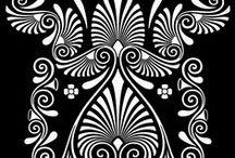 Greek motifs / ornaments