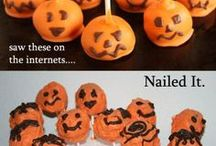 Pinterest Fails / Sometimes things don't work out as planned.