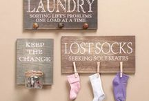 Laundry & Bathrooms... / House