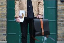 Parka London x The Leather Satchel Co. / The Parka London team are proud to announce their collaboration with The Leather Satchel Co. Take a look at our unisex bags.